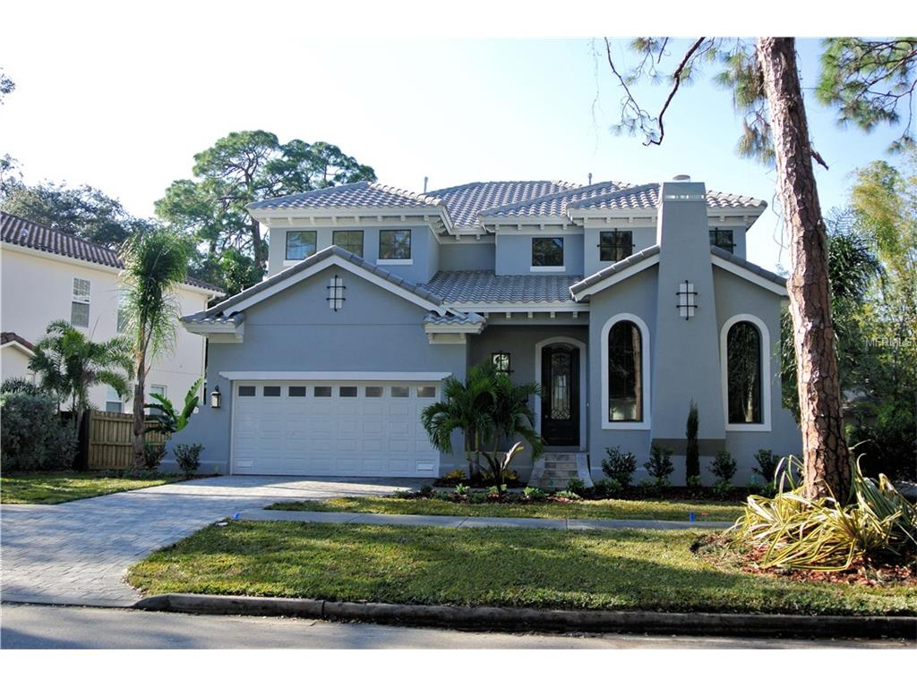 Residential for Sale at 3315 E Sevilla Cir Tampa, Florida 33629 United States