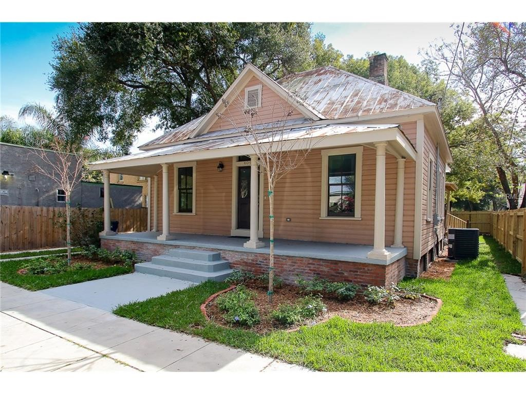 Residential for Sale at 409 E Frances Ave Tampa, Florida 33602 United States