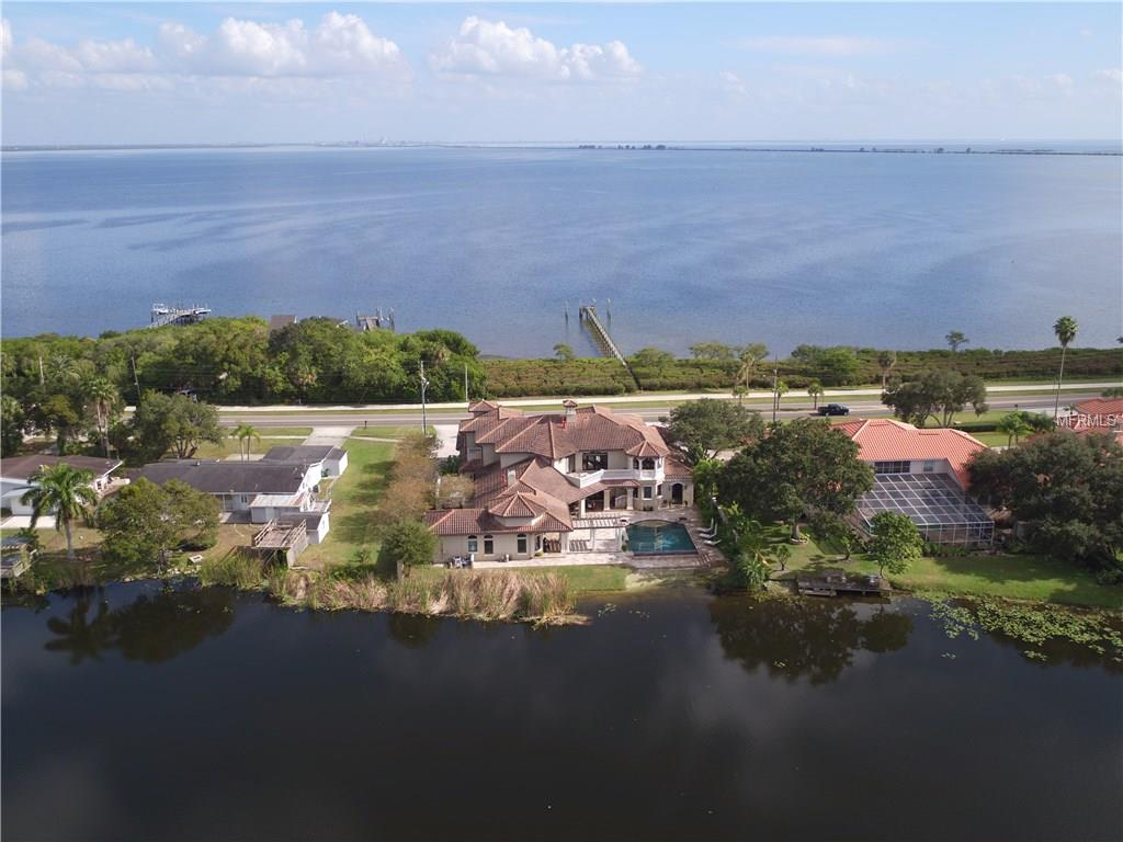 Residential for Sale at 943 S Bayshore Blvd Safety Harbor, Florida 34695 United States