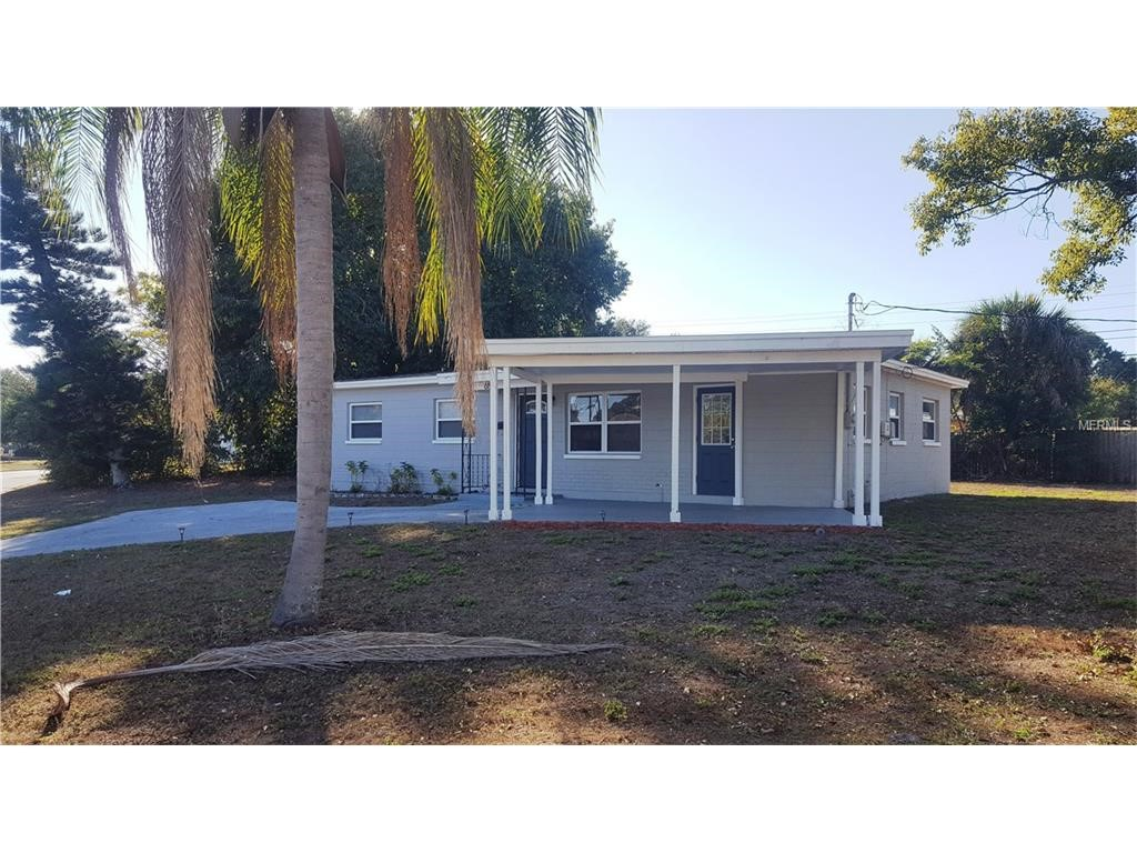 Residential for Sale at 6830 George M Lynch Dr N St. Petersburg, Florida 33702 United States