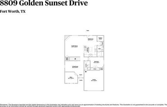 8809  Golden Sunset Trail - Photo 2