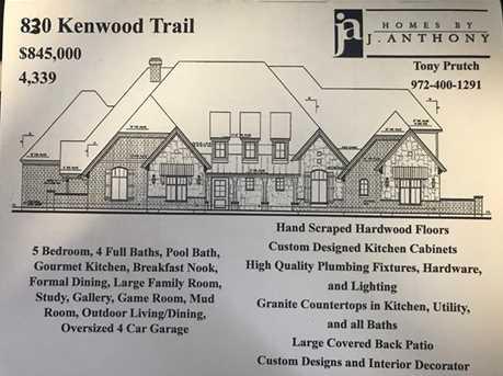 830  Kenwood Trail - Photo 1