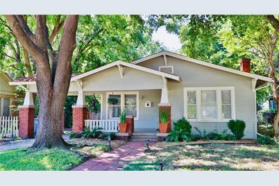 Fabulous 2520 Honeysuckle Avenue Fort Worth Tx 76111 Best Image Libraries Ponolprimenicaraguapropertycom