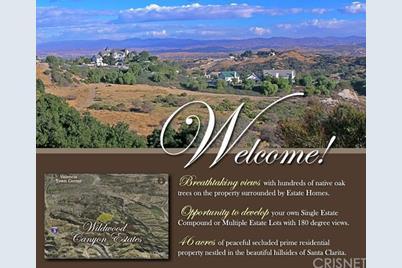 23700 Wildwood Canyon Road - Photo 1