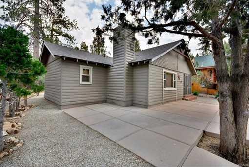 Villa Grove Avenue Big Bear Ca