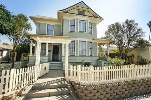 Daisy Avenue Long Beach Ca