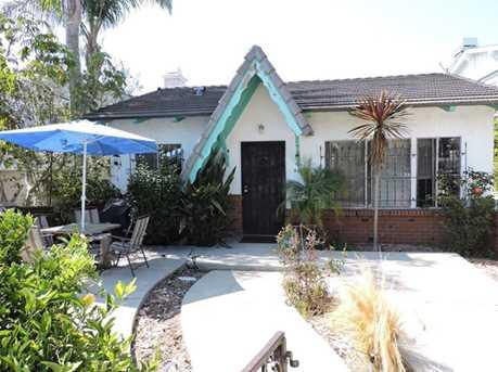 South Juanita Avenue Redondo Beach Ca