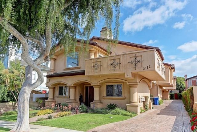 Grant Avenue D Redondo Beach Ca