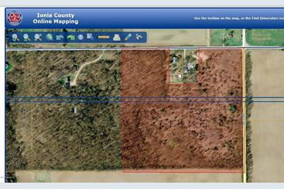 Belding Michigan Map.0 Bricker Rd Belding Mi 48809 Mls 16008469 Coldwell Banker