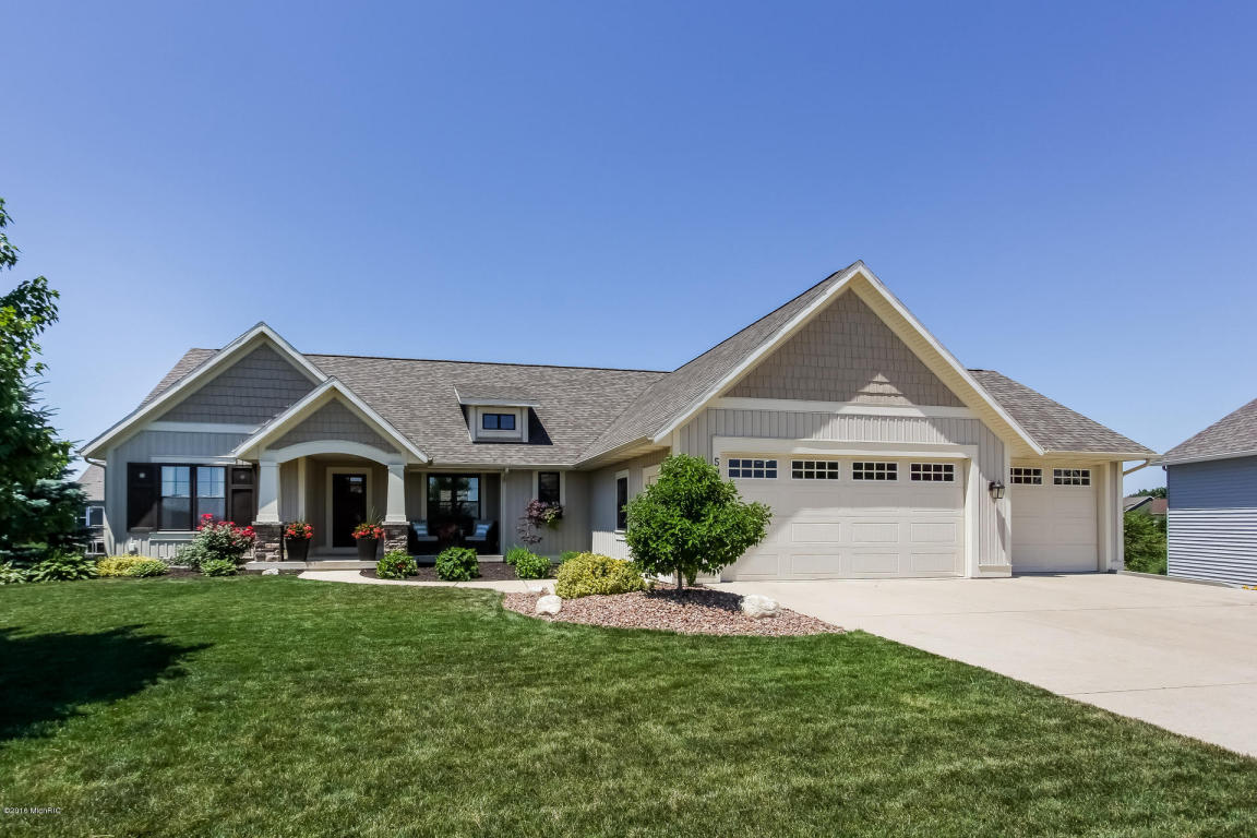 5947 cory point court hudsonville mi 49426 mls for 3 4 houses in michigan