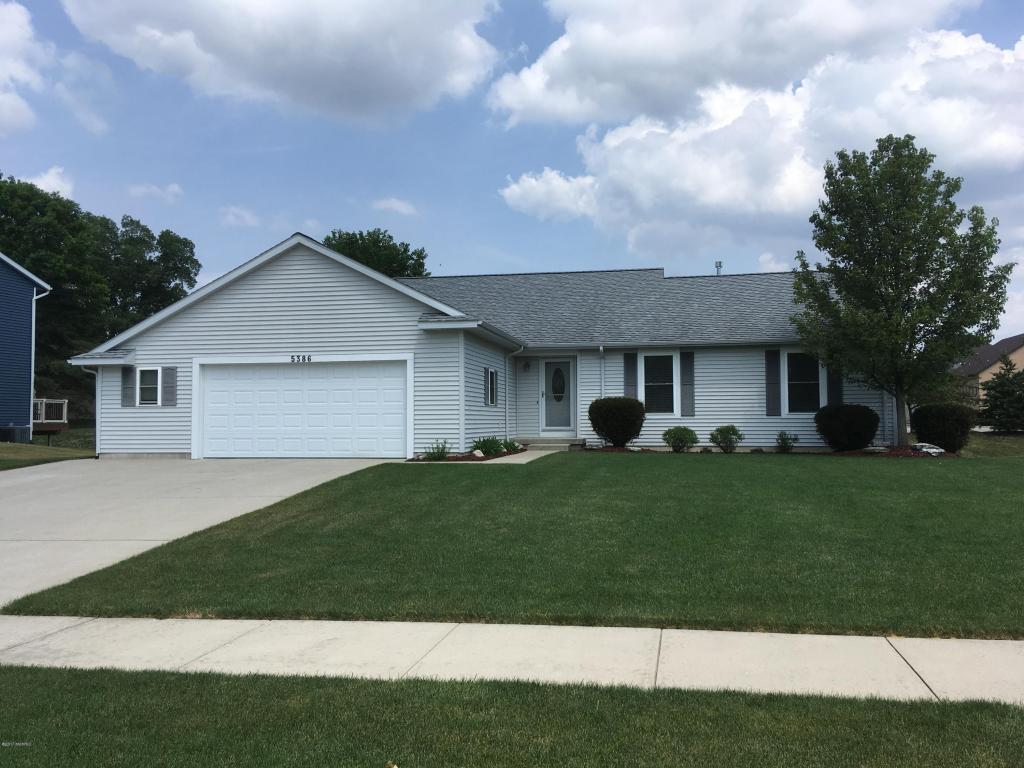5386 Caravel Dr Sw Wyoming Mi 49418 Mls 17033813