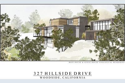 327 Hillside Dr Woodside Ca 94062 Mls 81739754 Coldwell Banker