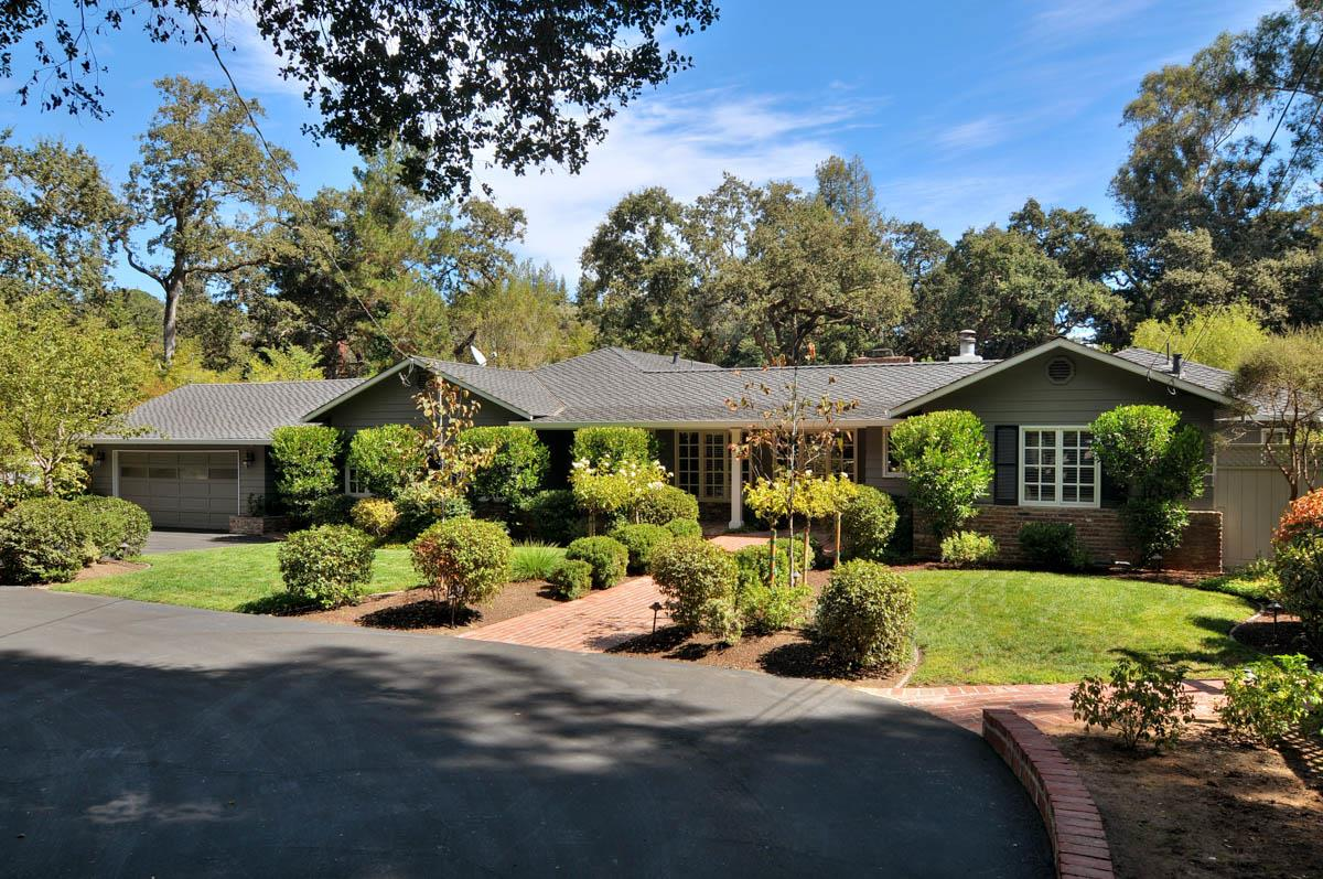 Woodside Homes In Mountain House Ca: 151 Mountain Home Rd, Woodside, CA 94062