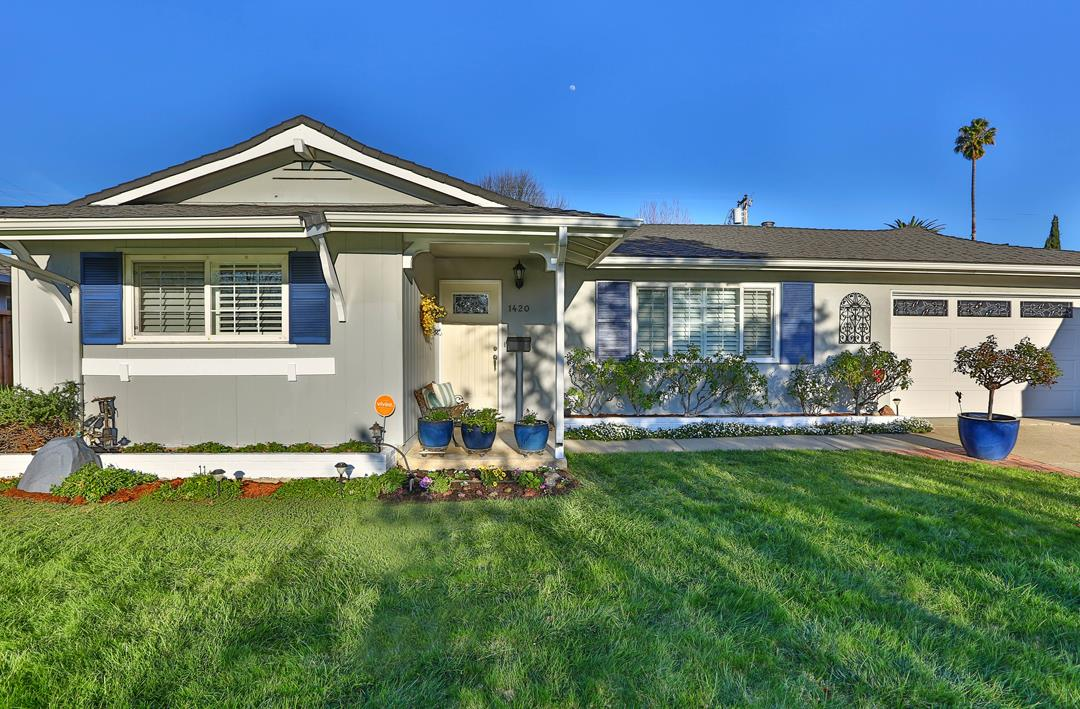 Other for Sale at 1420 Lamore Dr SAN JOSE, CALIFORNIA 95130