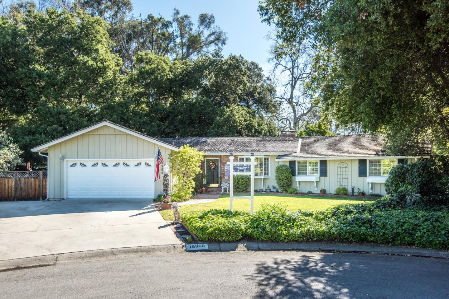 Other for Sale at 18960 Greenbrook Ct SARATOGA, CALIFORNIA 95070
