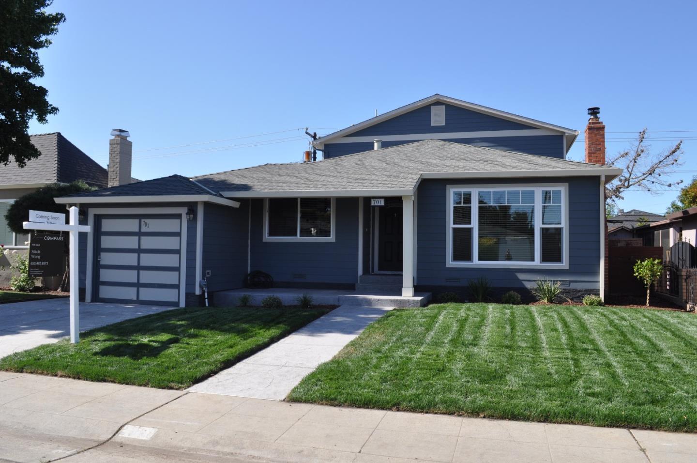 E House San Mateo - Architectural Designs