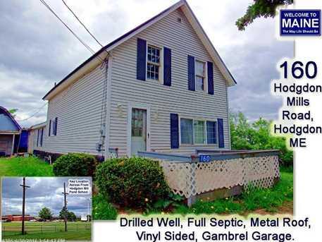 160 Hodgdon Mills Rd - Photo 1