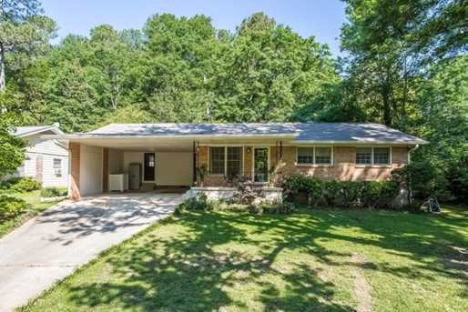 2904 concord drive  decatur  ga 30033 mls 5852775 homes for rent 30035 homes for rent 30030