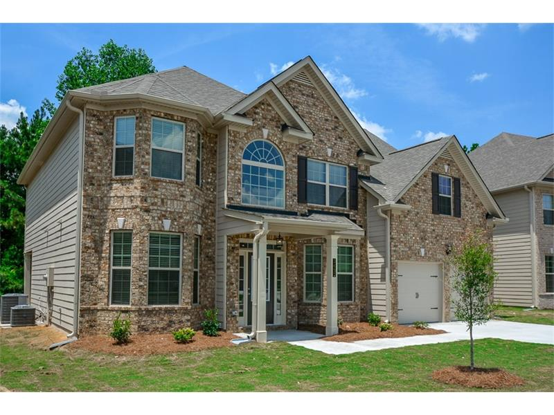 3497 hideaway lane loganville ga 30052 mls 5873614 for Home builders in loganville ga