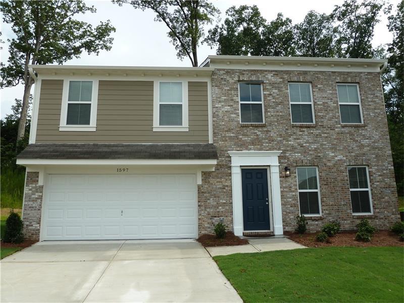 New Homes For Sale In Sugar Hill Ga