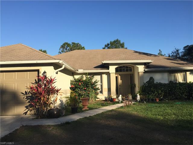 Residential for Sale at 819 Gillian Ave Lehigh Acres, Florida 33974 United States