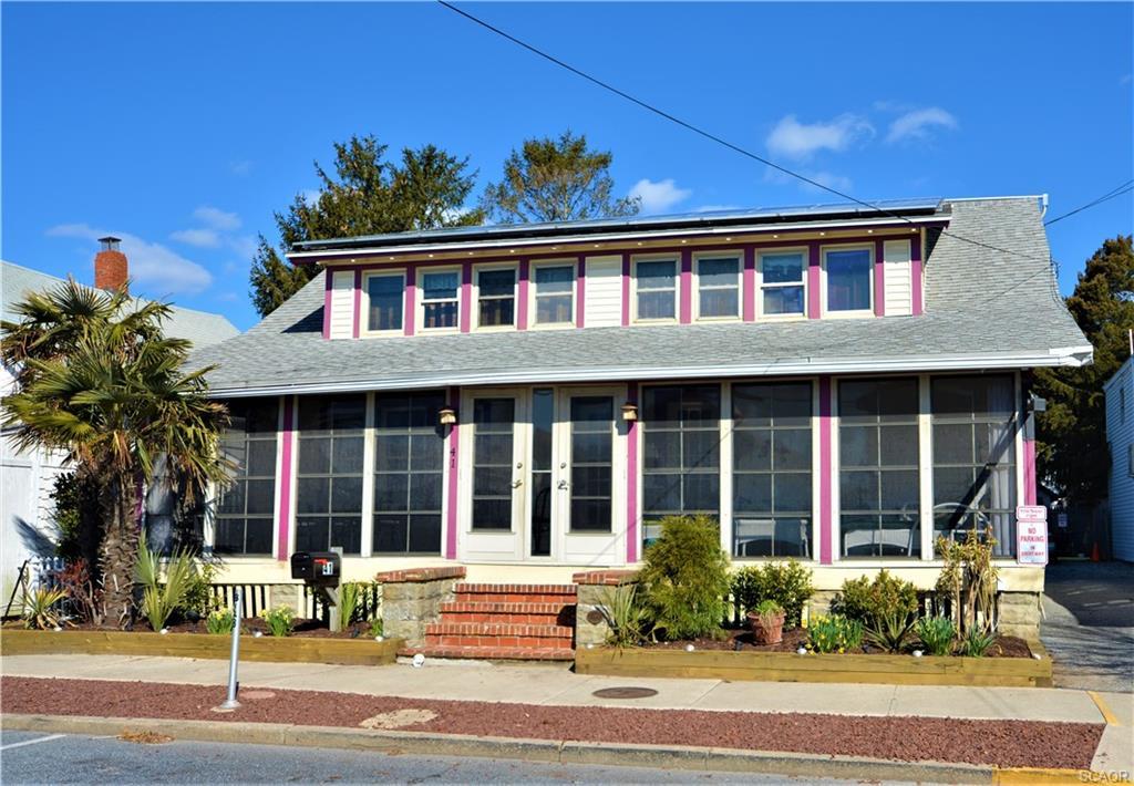 41 baltimore avenue rehoboth beach de 19971 mls 721541 for Rehoboth house