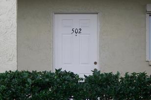 201 Saint Lucie Lane, Unit #502 - Photo 1