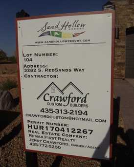 3282 S Red Sands Way Dr #Lot 104 - Photo 3