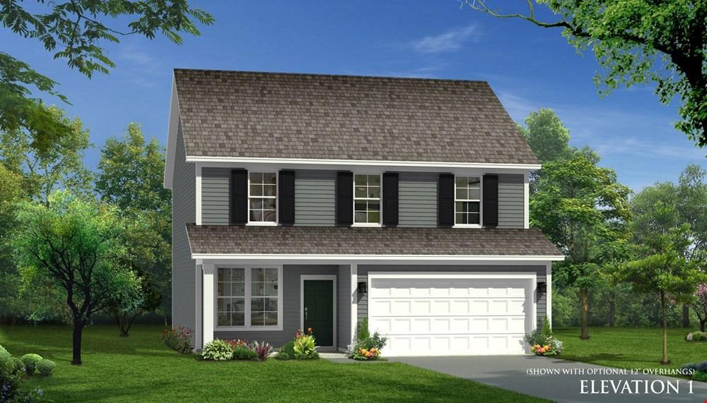 New Homes For Sale In Ladson Sc