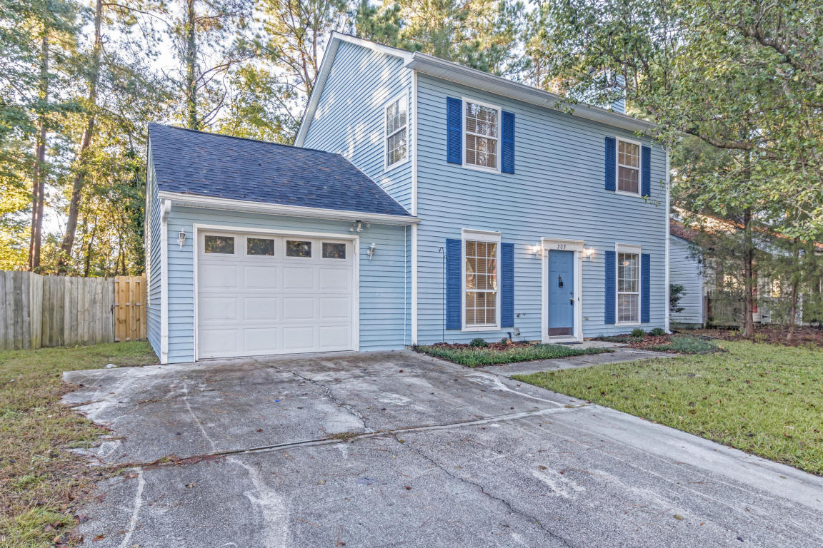203 Parish Parc Drive, Summerville, SC 29485 - MLS 17029836 ...