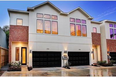 Groovy 5209 Allen Street A Houston Tx 77007 Complete Home Design Collection Epsylindsey Bellcom