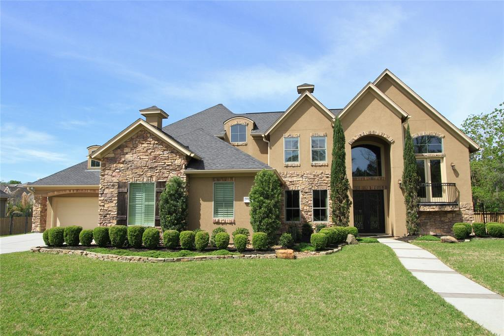 New Homes In Kingwood Tx