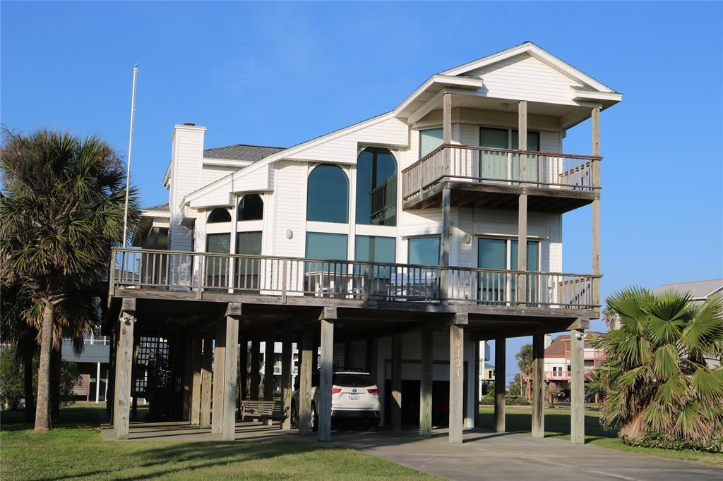 4131 pelican galveston tx 77554 mls 68015613 for Galveston home builders