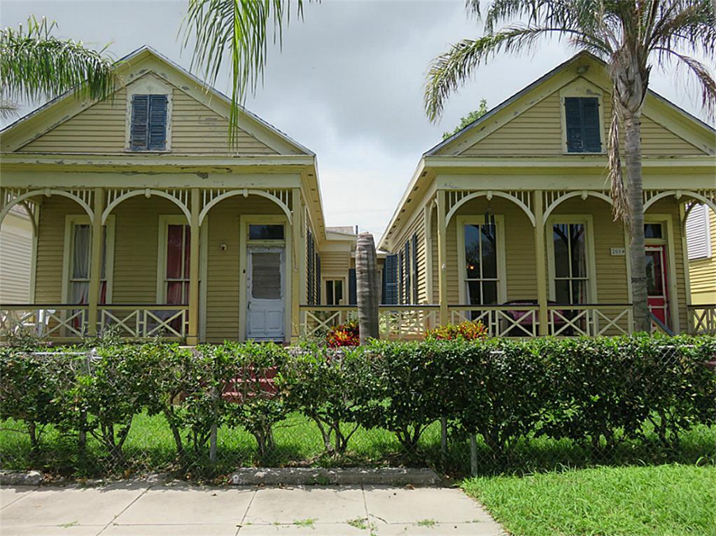 2006 Avenue M 1 2 Galveston Tx 77550 Mls 73930843