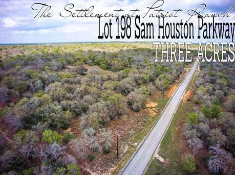 Lot 198 Sam Houston Parkway - Photo 1