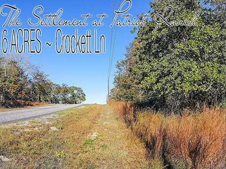 6 Ac Crockett Lane - Photo 1