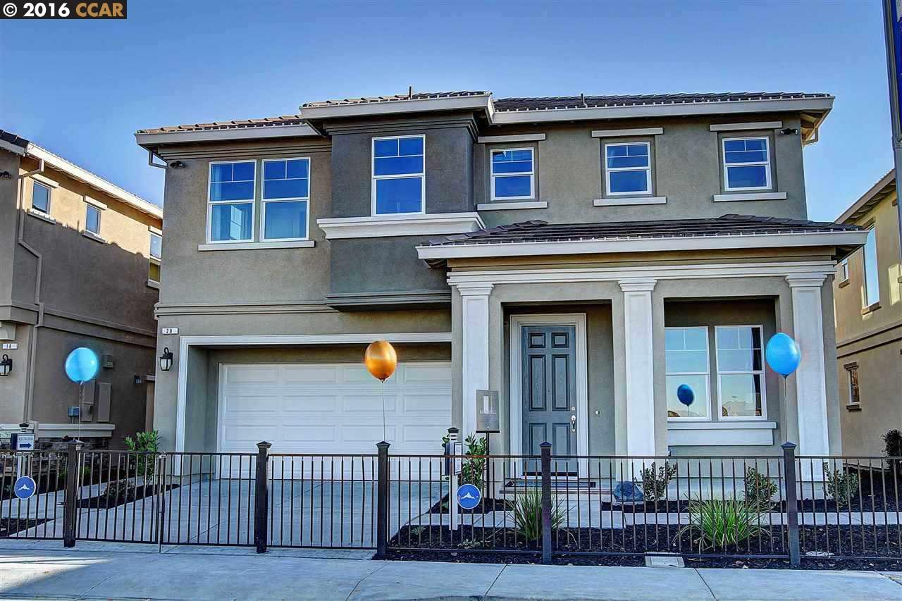 Greystone New Homes In Pittsburg Ca
