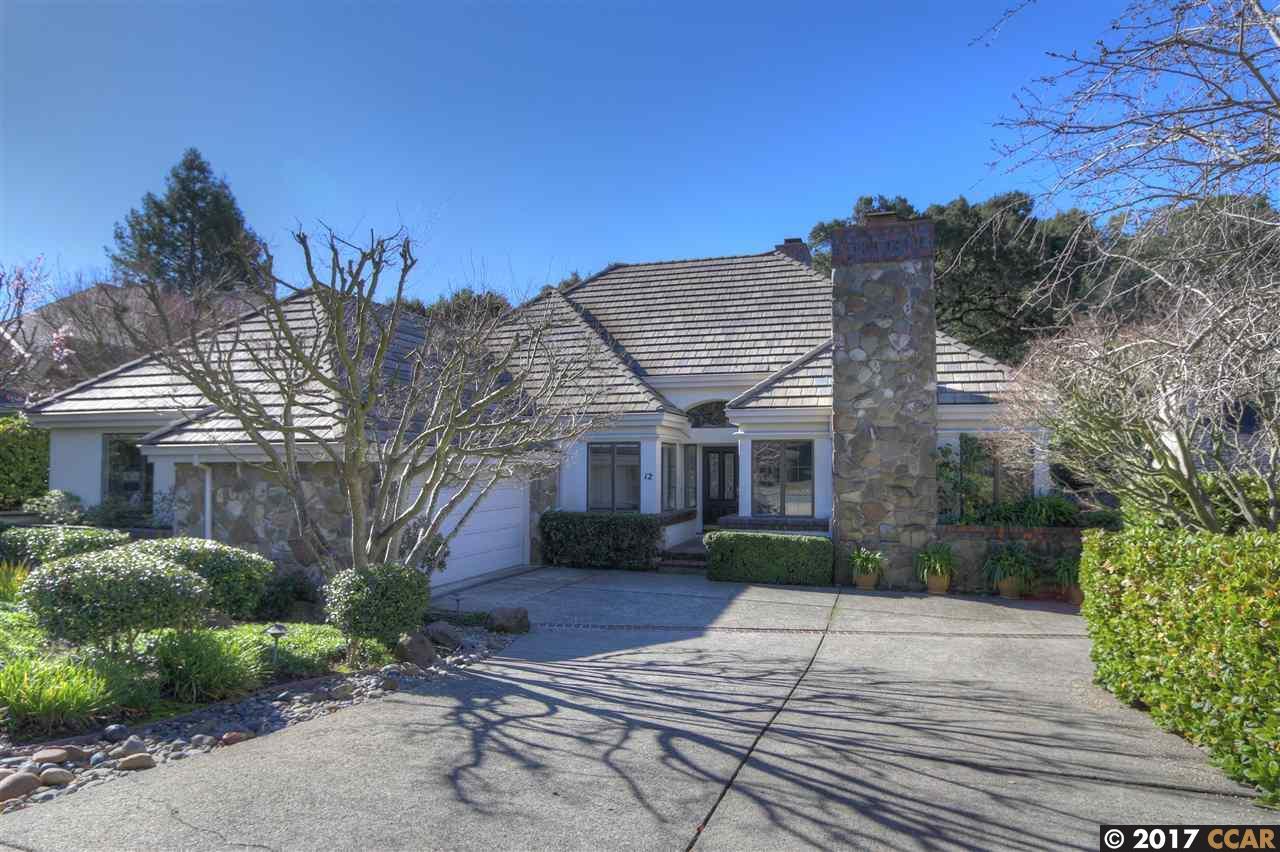 Other for Sale at 12 Harrington Rd MORAGA, CALIFORNIA 94556