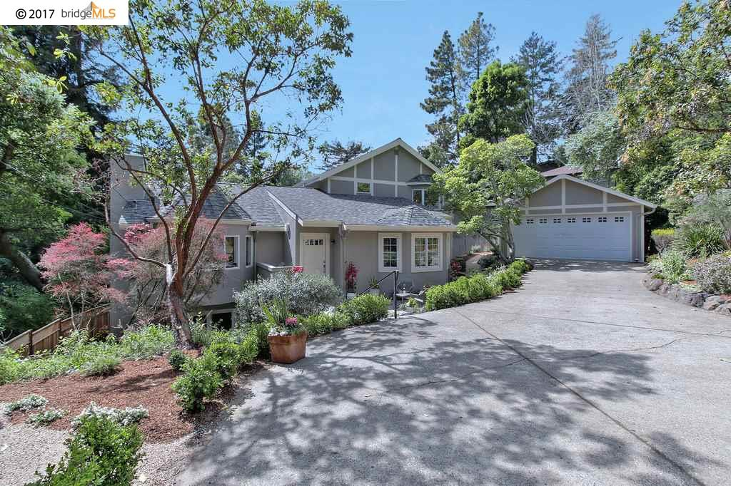 Additional photo for property listing at 6019 Aspinwall Road  OAKLAND, CALIFORNIA 94611
