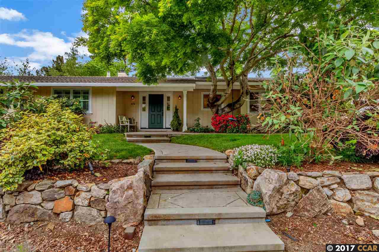 Additional photo for property listing at 424 Donald Dr  MORAGA, CALIFORNIA 94556