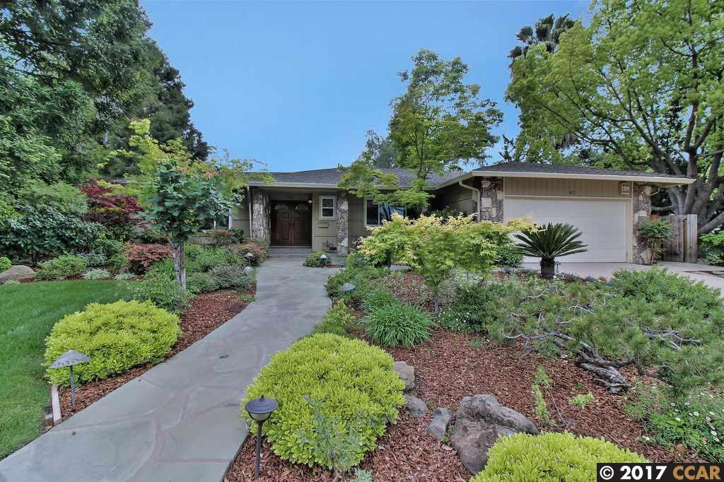 Other for Sale at 637 Wimbledon Rd WALNUT CREEK, CALIFORNIA 94598