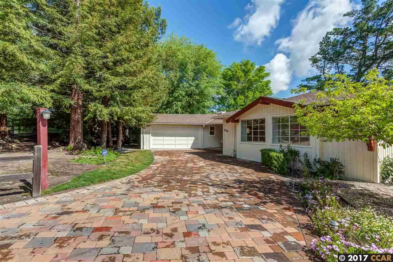 Other for Sale at 628 N Silverado Dr LAFAYETTE, CALIFORNIA 94549