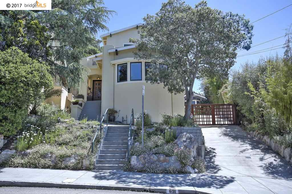 Other for Sale at 691 Vincente Ave BERKELEY, 94707
