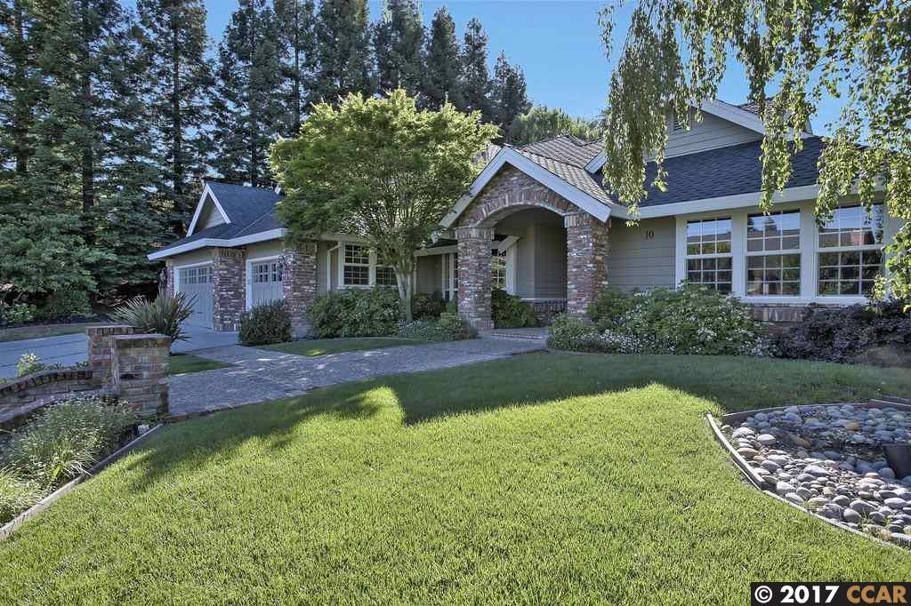 Other for Sale at 10 Crockett Dr MORAGA, CALIFORNIA 94556
