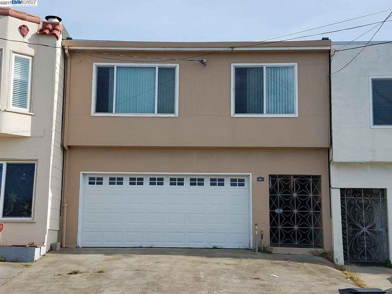 547 San Diego Ave, Daly City, CA 94014 - MLS 40806177 - Coldwell Banker