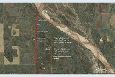 565 8 Richie, Quanah, TX 79252 - MLS 13250142 - Coldwell Banker Quanah Texas Map on