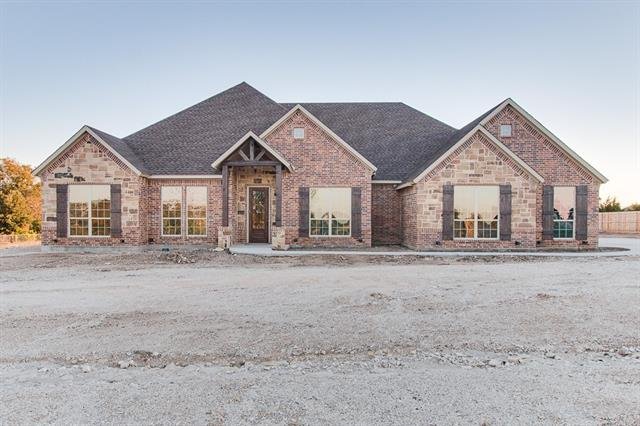New Home Subdivision In Midlothian Tx