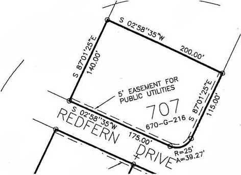 707 Redfern Drive - Photo 3