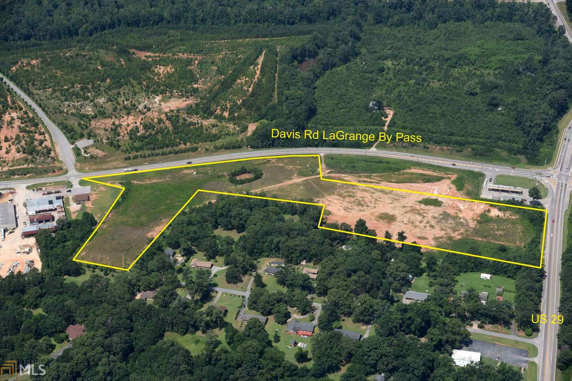 0 Davis Rd At Hogansville Rd Lagrange Ga 30241 Mls