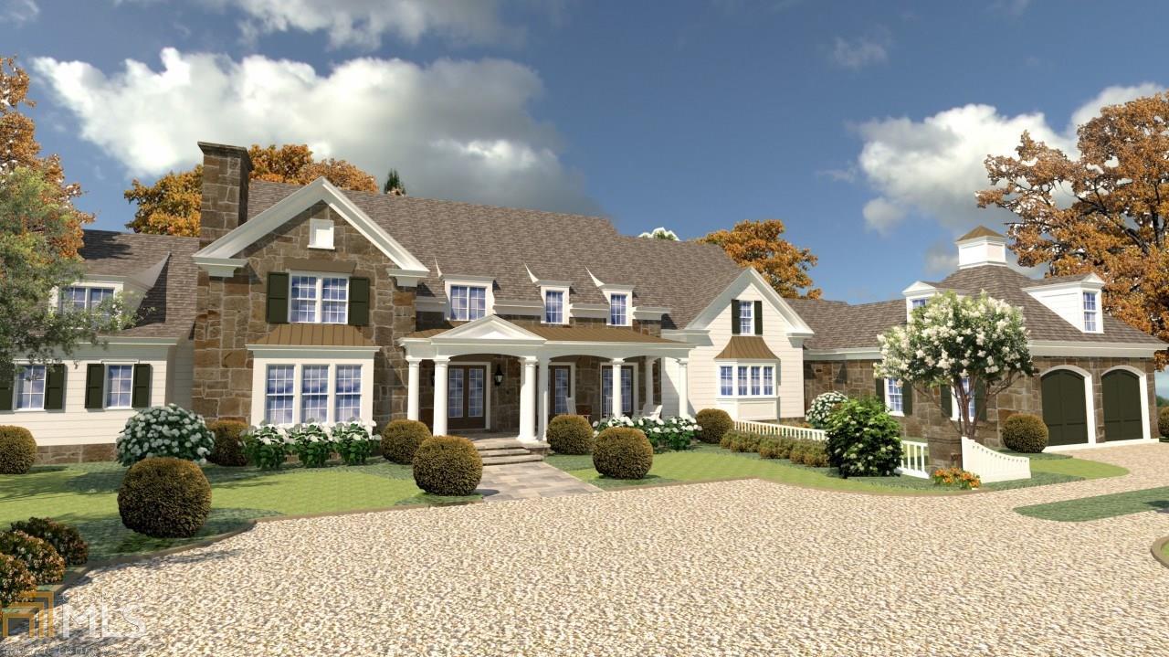 14555 birmingham hwy a milton ga 30004 mls 8292512 for Milton home builders
